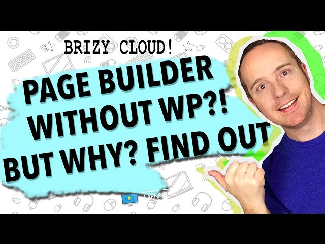 Brizy Cloud Review & Tutorial – No Other Page Builder Has A